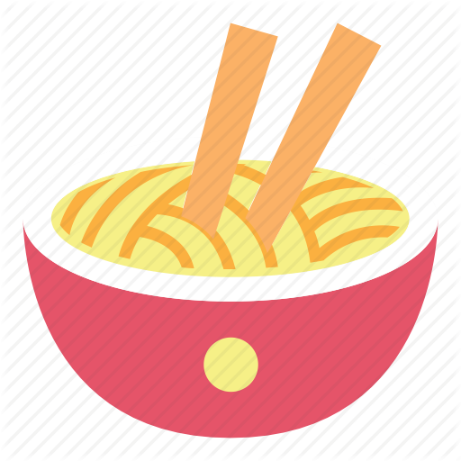 graphic black and white stock Noodle clipart ramen noodle