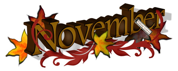 clip art royalty free download  collection of the. November clipart.