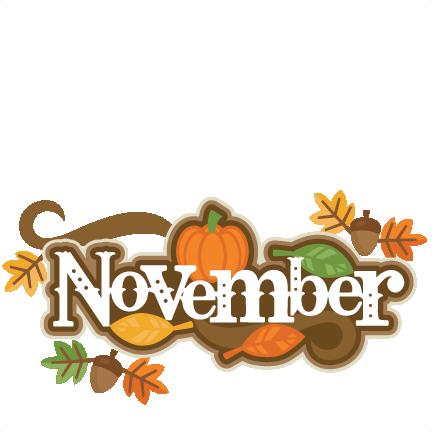 jpg download November clipart. Pics clipartxtras clipartix