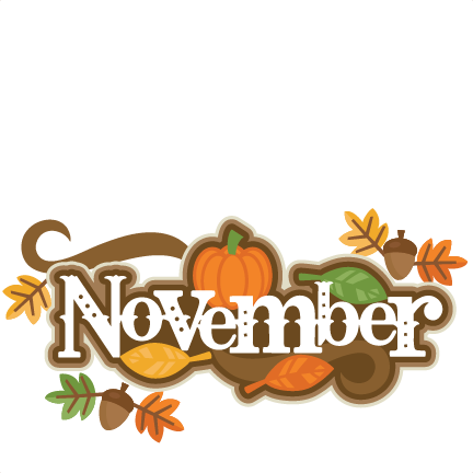 banner free download November clipart border.  collection of free