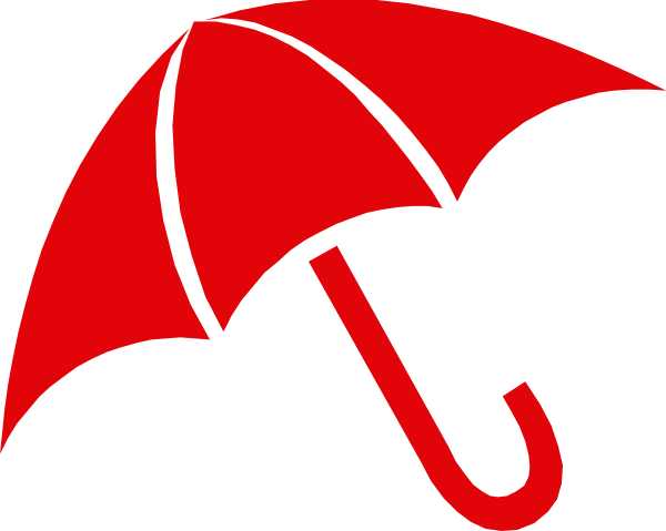 clipart library download Np clip. Retro umbrella art at