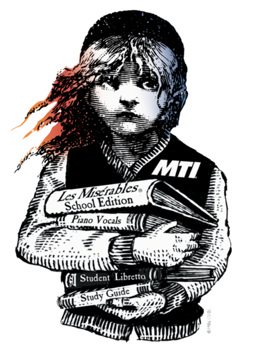 vector freeuse library Les Mis