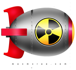 png free download Nuke clipart. Nuclear bomb cartoon for