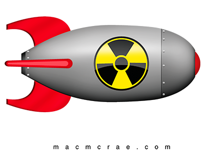 clip art library library Explosions Clipart nuclear warhead