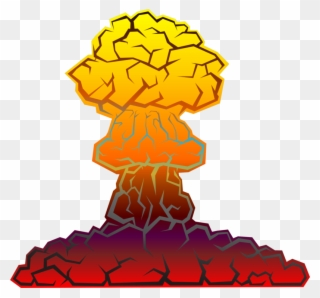 clip art freeuse stock Nuke clipart tnt bomb. Free png nuclear explosion