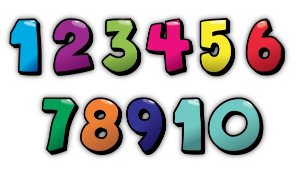 vector free library Numbers free download best. Number clipart