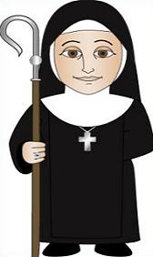png stock Free catholic cliparts download. Nun clipart.
