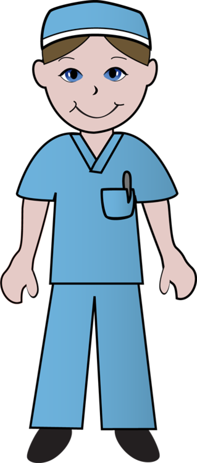 clipart royalty free library Free clip art of. Uniform clipart nurse