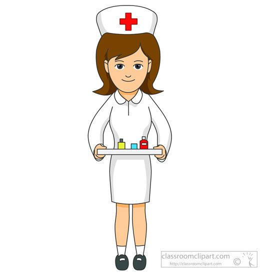 library Nurse clipart. Free clip art pictures.