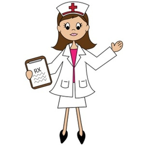 image free stock Nurse clipart. Clip art for word.