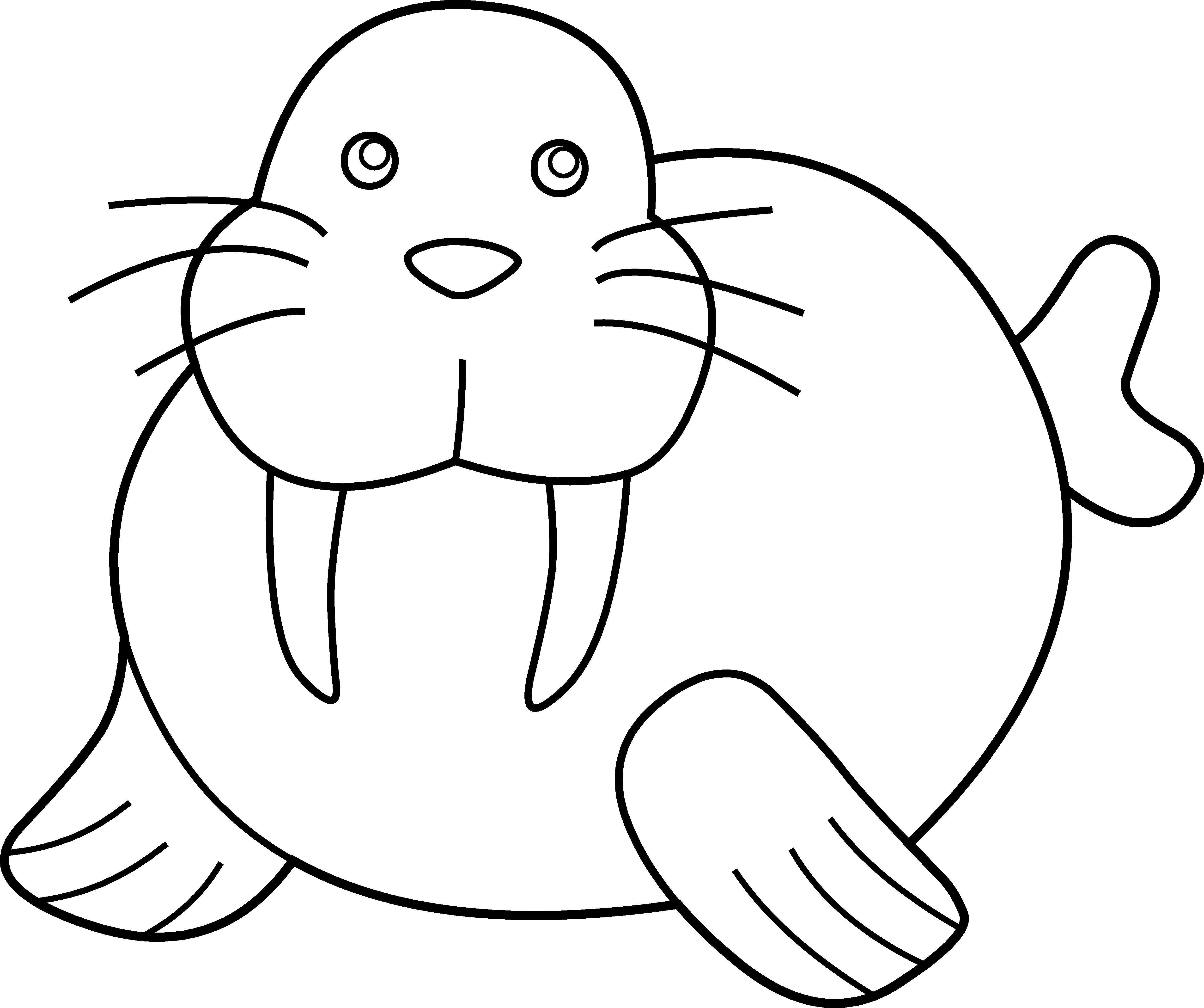 vector transparent download Recess clip art panda. Seal clipart black and white