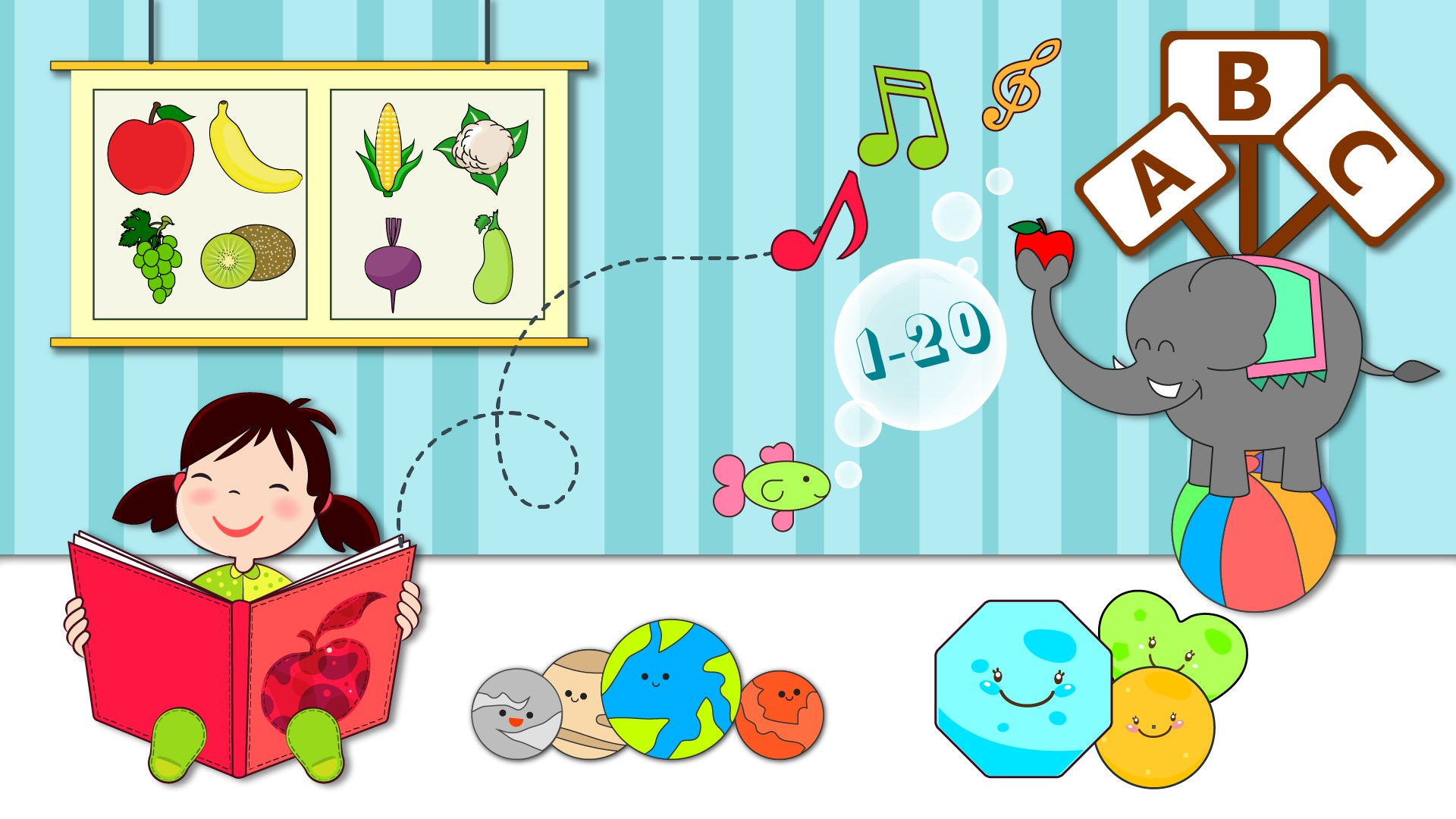 picture Nursery clipart educational game. Get kindergarten kids learning