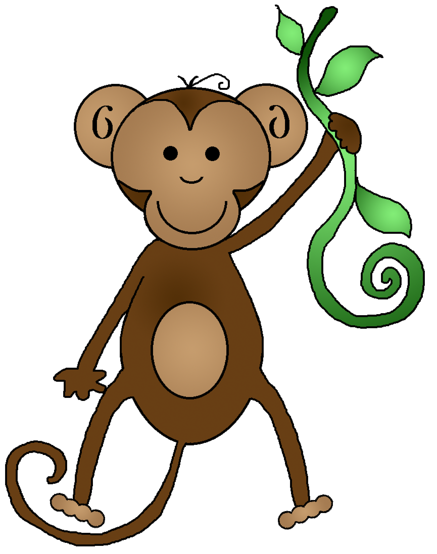 image freeuse stock Free pictures of monkeys. Ape clipart transparent background