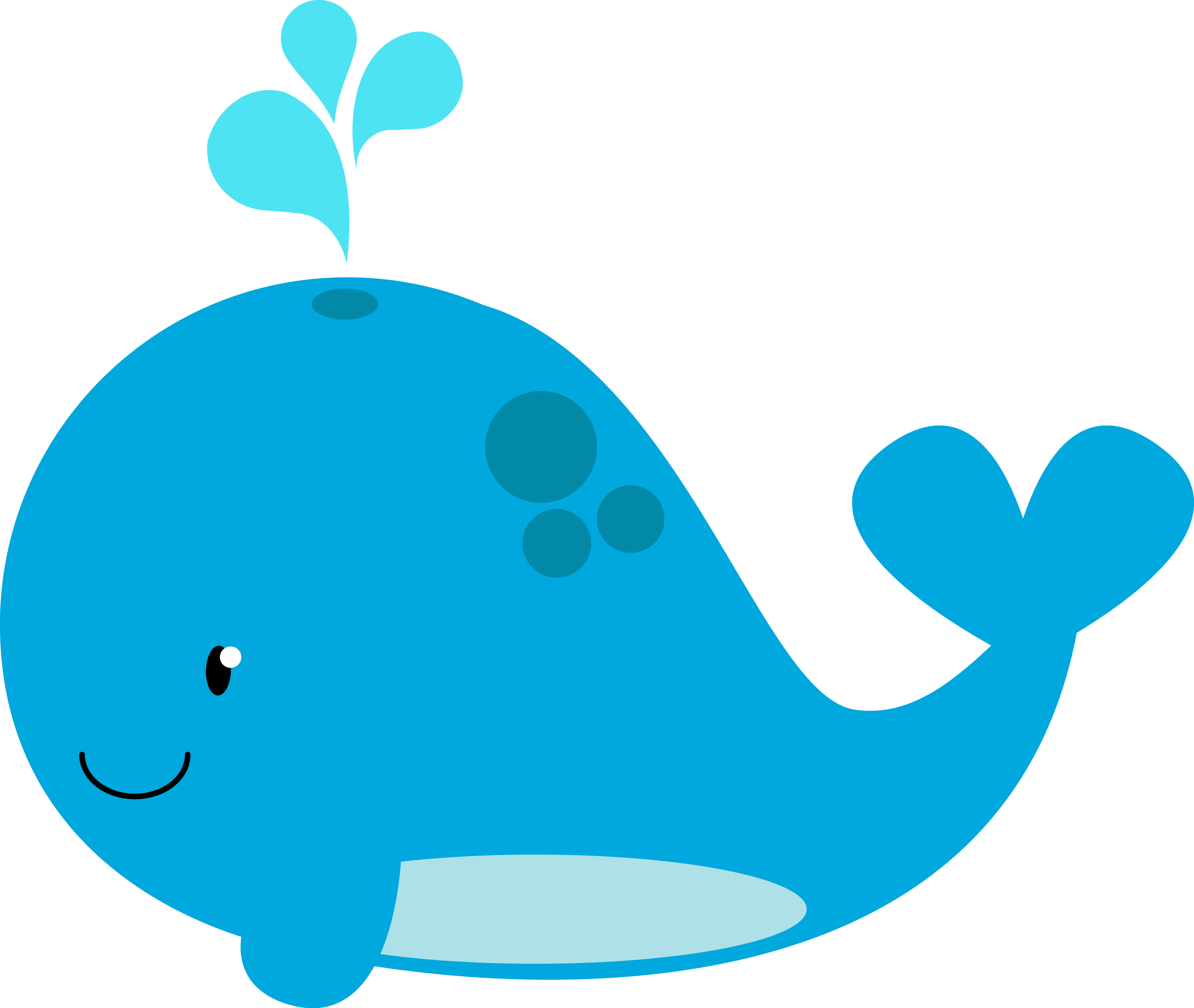 png freeuse Fundo do mar png. Cute baby whale clipart