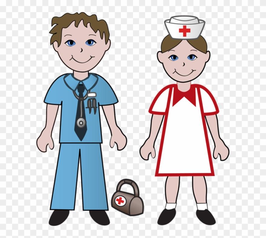 jpg transparent Clip art image doctor. Nursing students clipart.