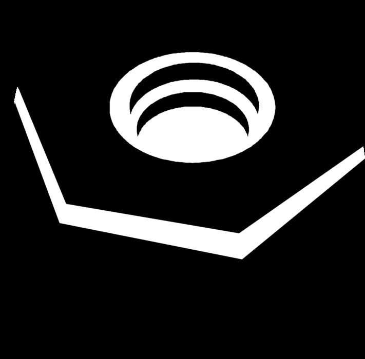 image transparent library Lock nut image illustration. Bolt vector illustrator