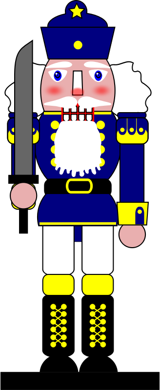 png freeuse download Nussnacker medium image png. Nutcracker clipart