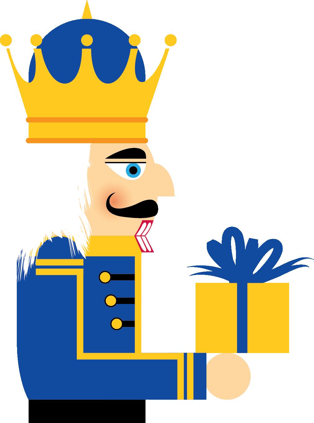 banner royalty free download Nutcracker face clipart. Brunch madison ballet