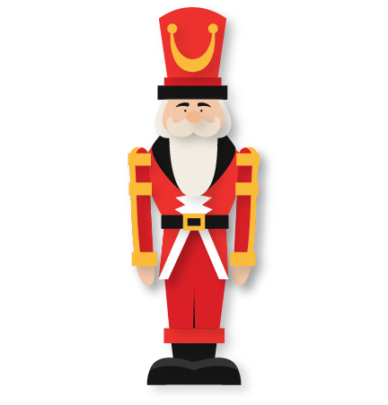 picture royalty free stock Nutcracker SVG scrapbook cut file cute clipart files for silhouette