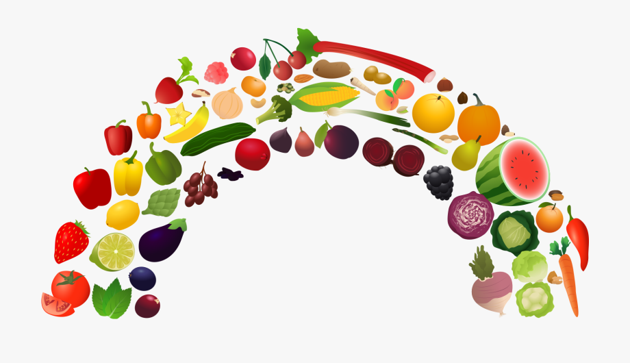 clipart library stock Nutrition clipart. Plate of vegetables food