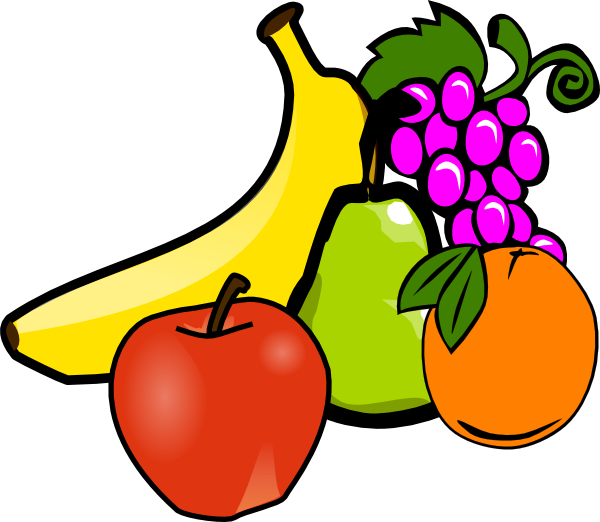 svg royalty free Clip Art Fruit Snacks Clipart