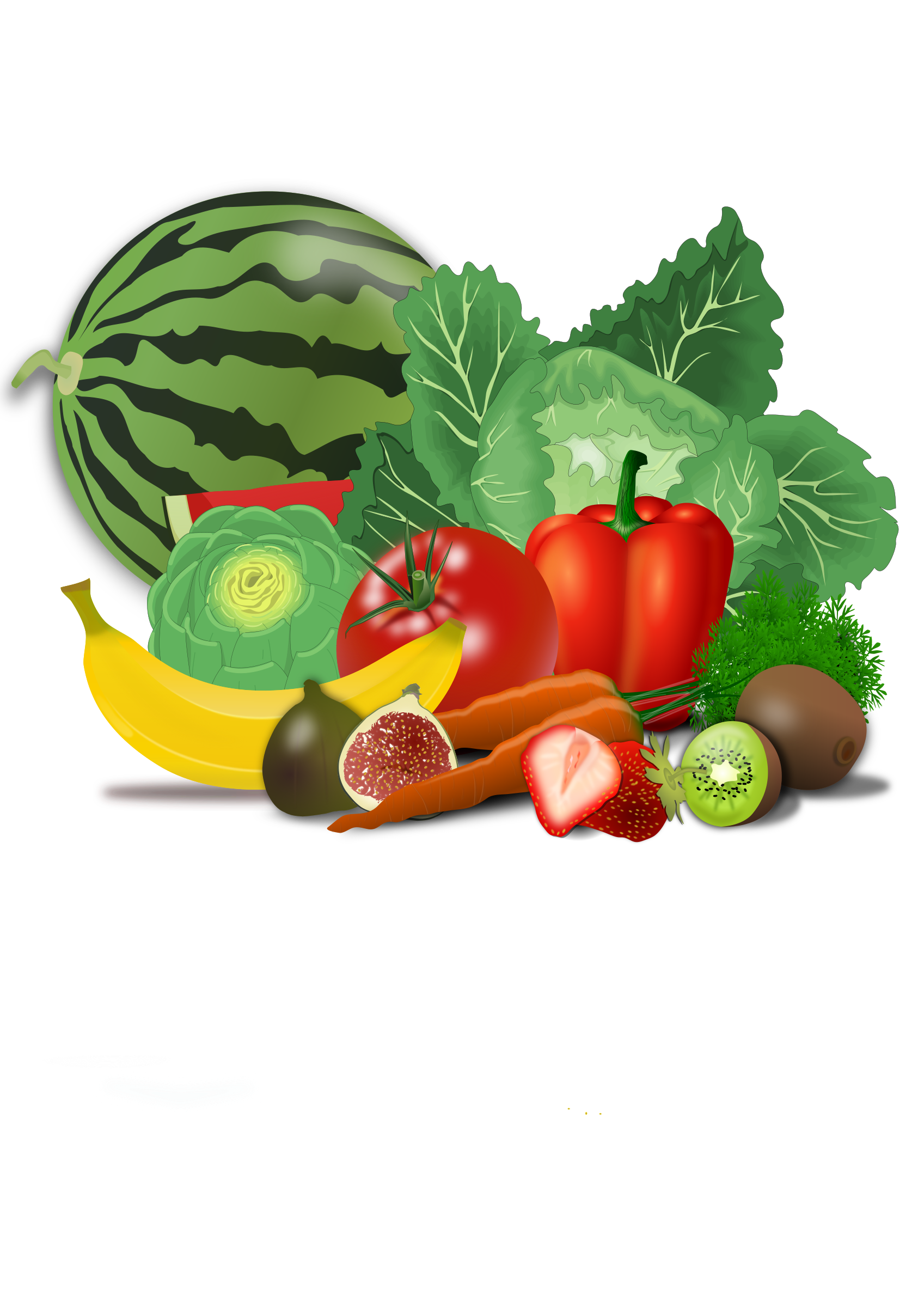 clip art royalty free Good clipart nutritious food. Healthy big image png