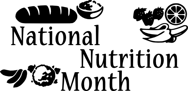 vector download National Nutrition Day Clip Art at Clker