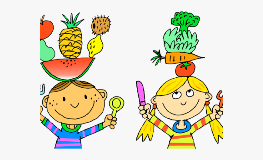 image library stock Nutrition clipart heathy food. Drawing healthy child eat.