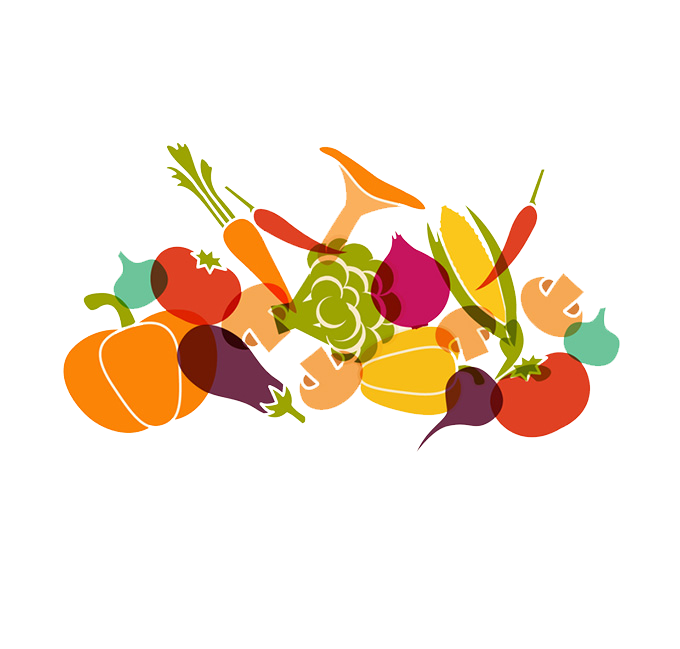 banner free Fruit Vegetable Eating Healthy diet