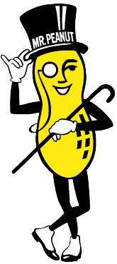 clip art freeuse Peanut Butter Clipart mr peanut