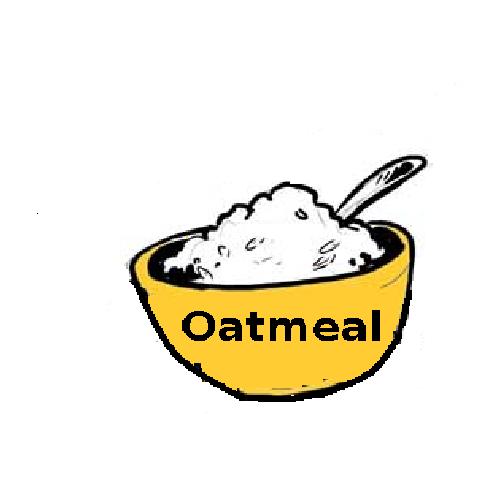 clip art transparent Oatmeal clipart. Free cliparts download clip