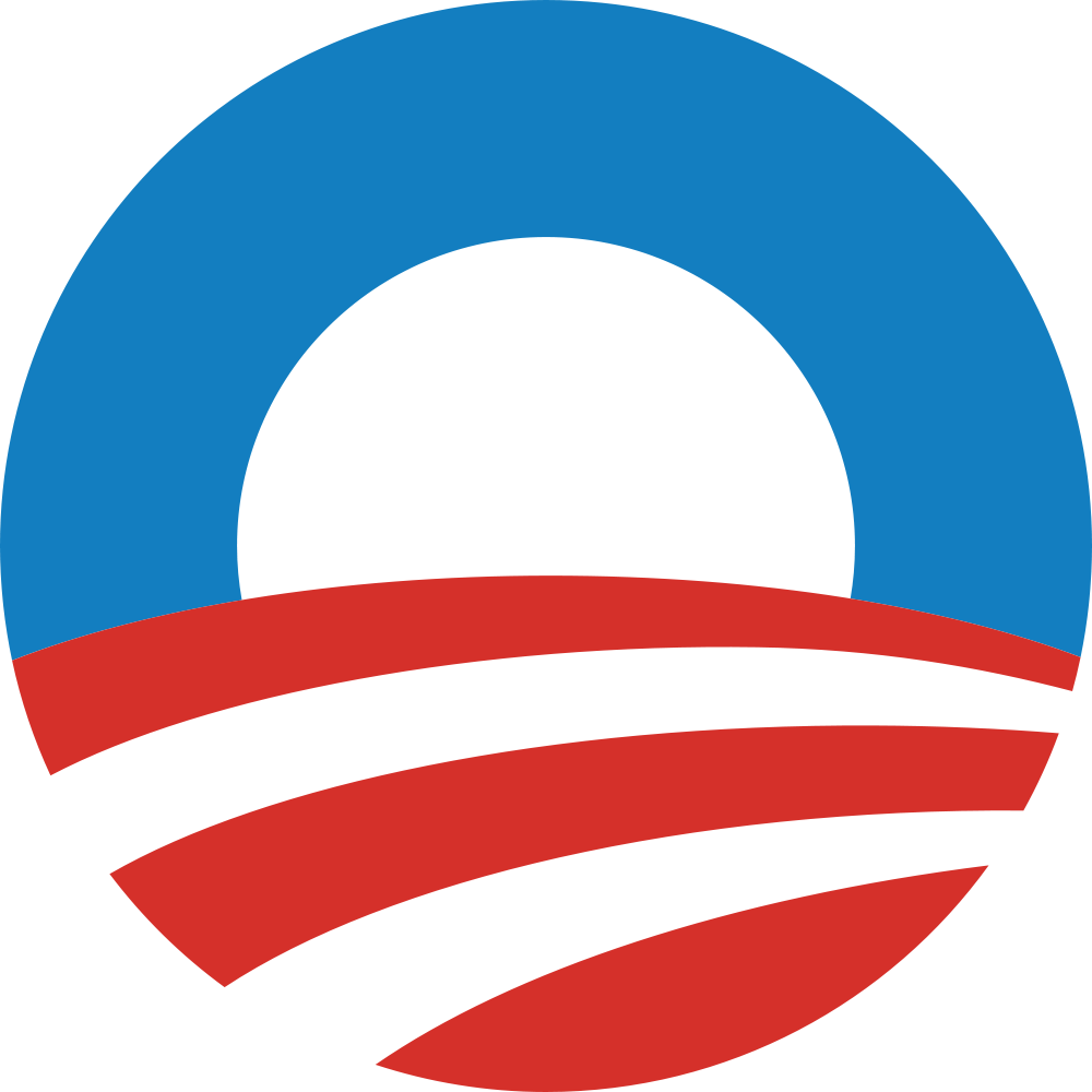 jpg library download Obama vector patriotic. Logo package pinterest logos