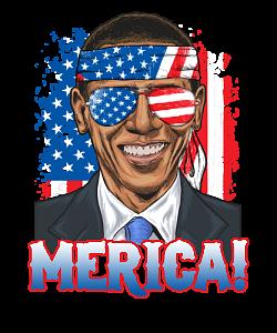 clip art royalty free stock Obama vector patriotic. Funny barack merica by