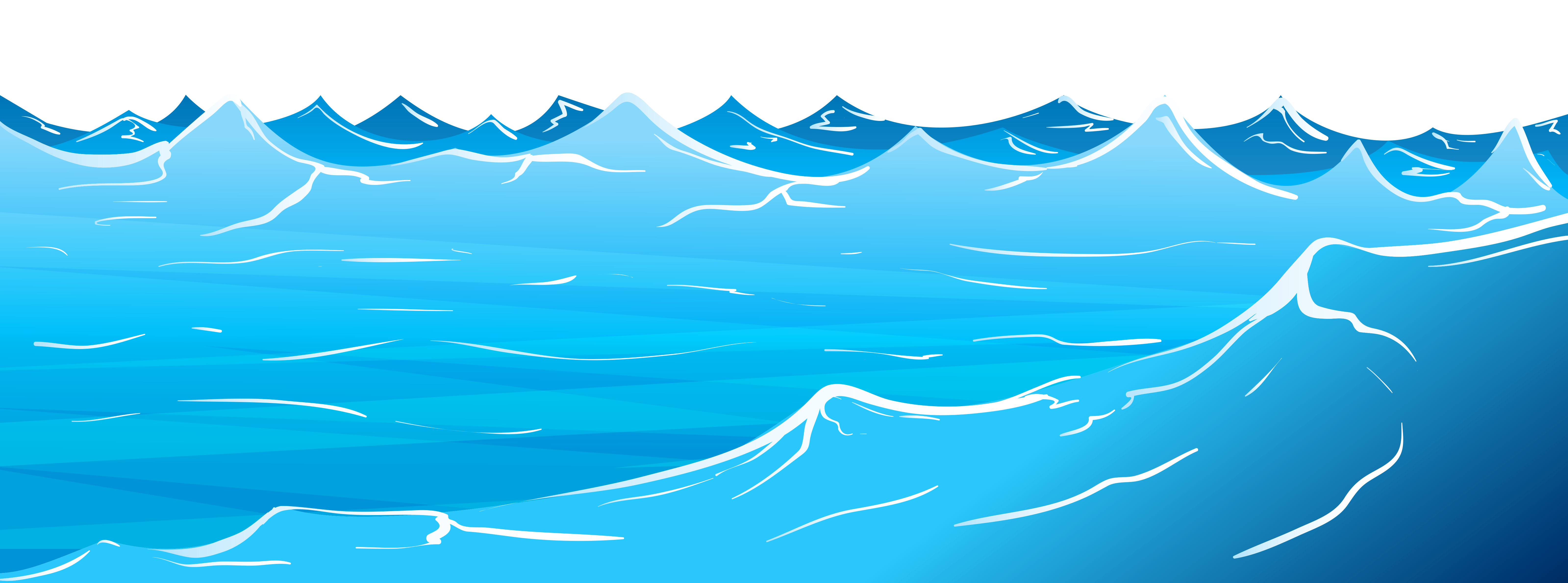 vector black and white download  collection of ocean. Transparent wave background