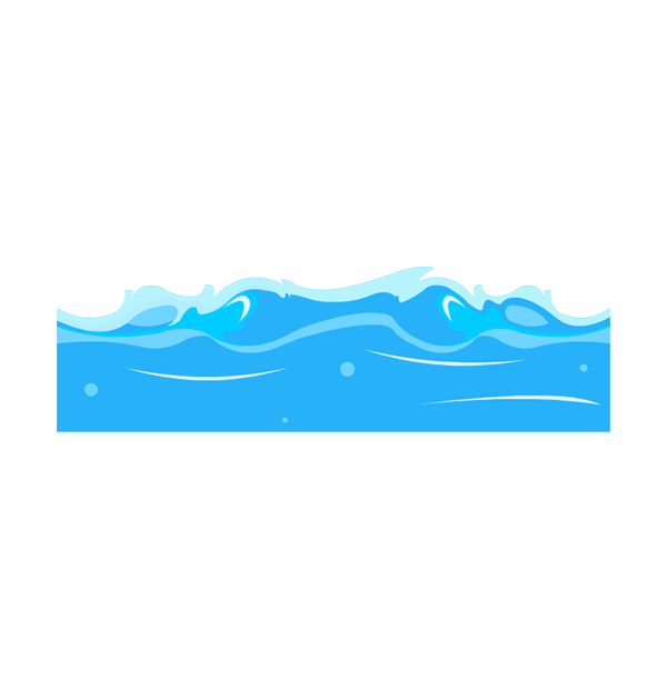 jpg transparent library Under the clipart at. Vector ocean.