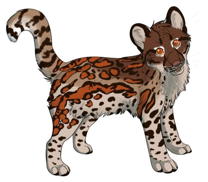 image library download Ocelot by ChibiKita on DeviantArt