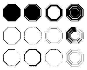 picture royalty free library Photos royalty free images. Octagon vector