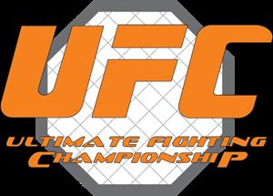 graphic free stock UFC Logo Vector
