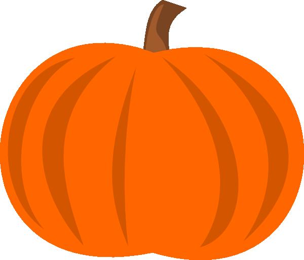 banner stock Pumpkin Clip Art at Clker