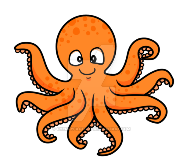 png royalty free stock Octopus Cartoon Clip art