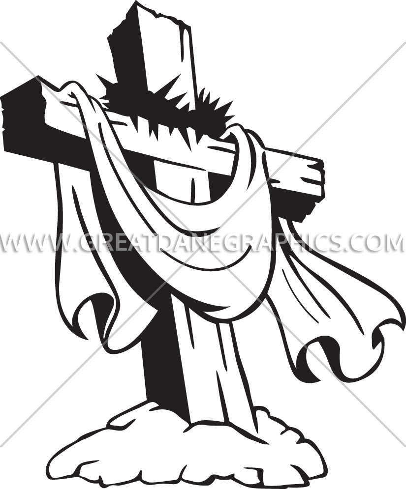 image black and white download Jesus Crown Of Thorns Drawing at GetDrawings