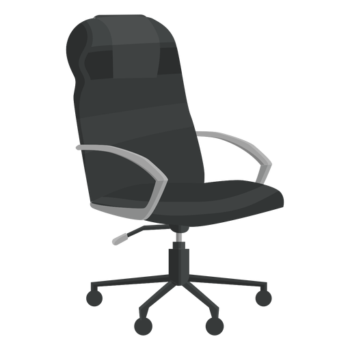 clip freeuse stock Leather office chair clipart