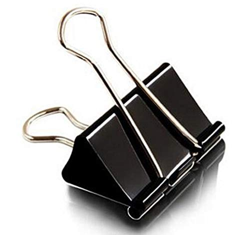 graphic free Amazon com metal binder. Black clip office