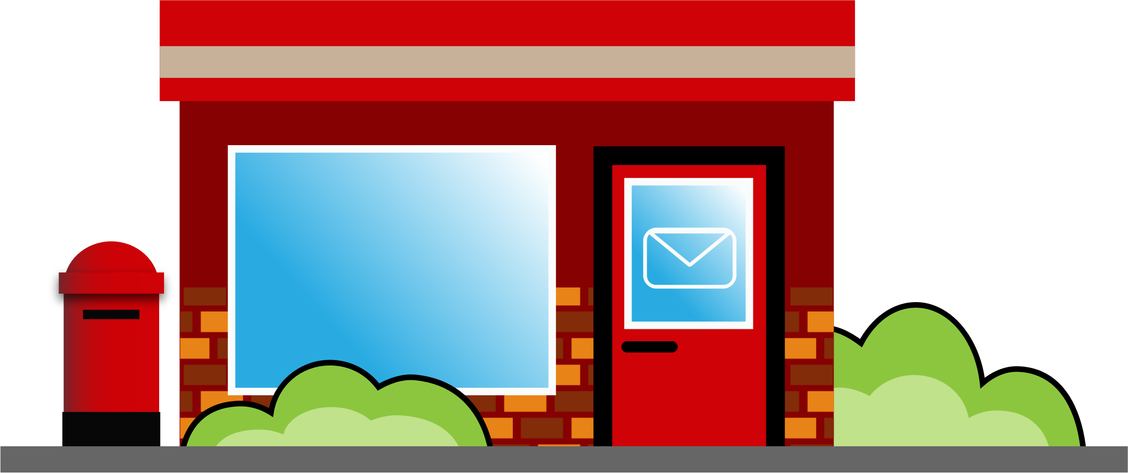 image free library Office clipart. Post big image png.