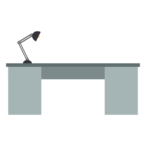 graphic black and white download Metal office desk clipart