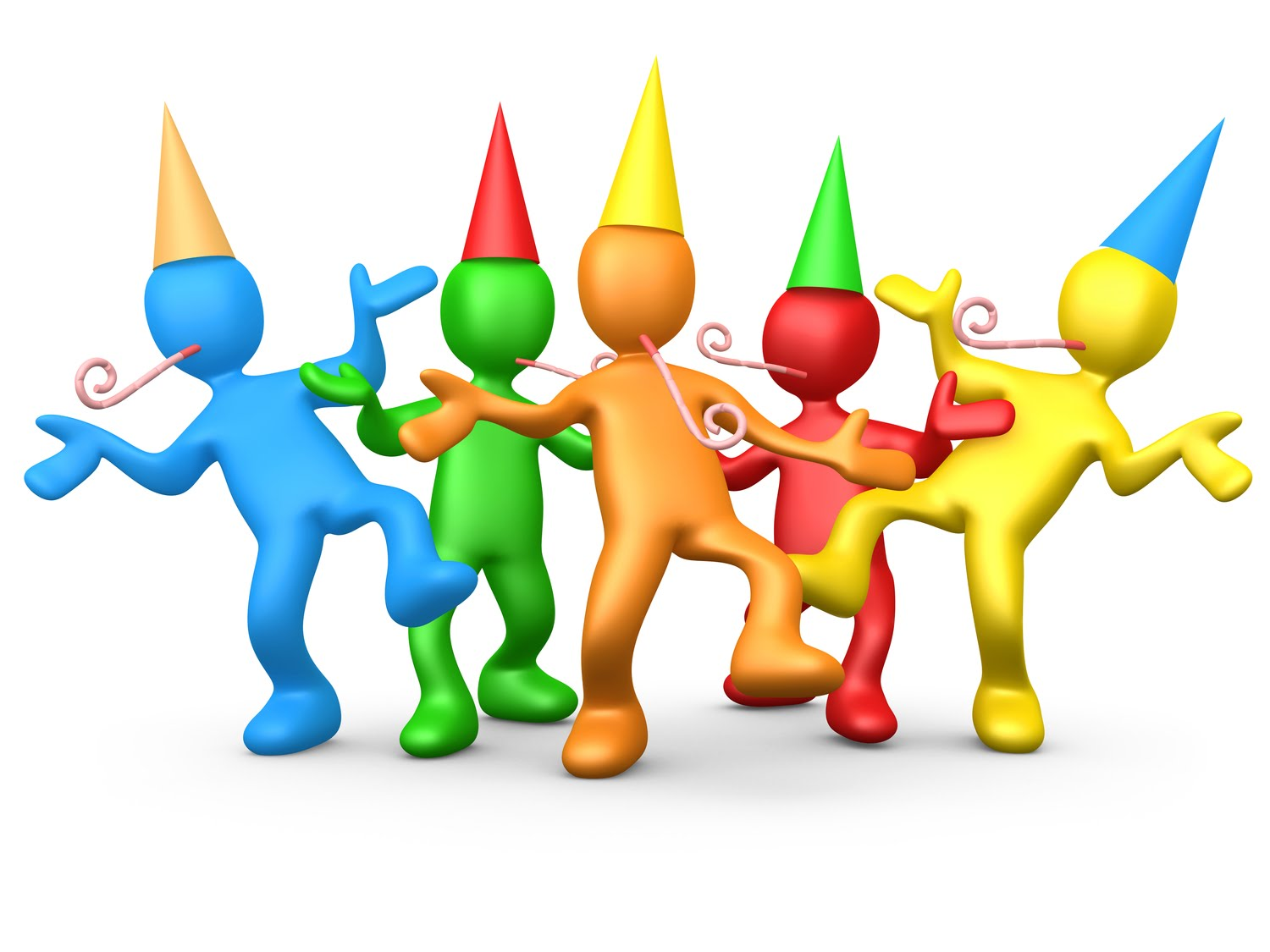 image free stock Free download best . Office party clipart