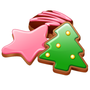 clip art library stock Officer clipart gingerbread man. Holiday clip art for