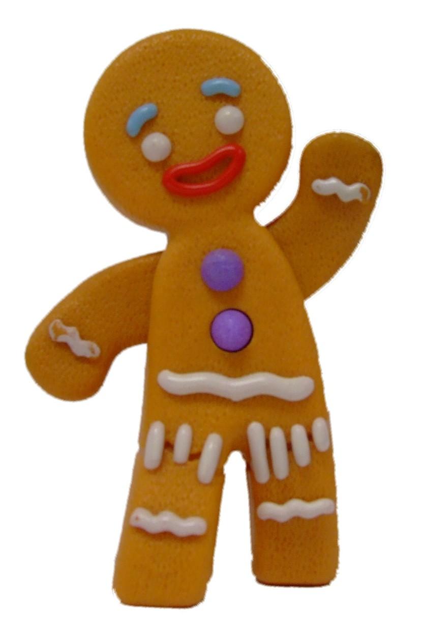 svg freeuse stock Shrek clip art library. Officer clipart gingerbread man