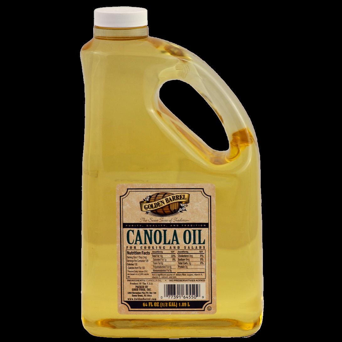 clip freeuse download Golden Barrel Canola Oil
