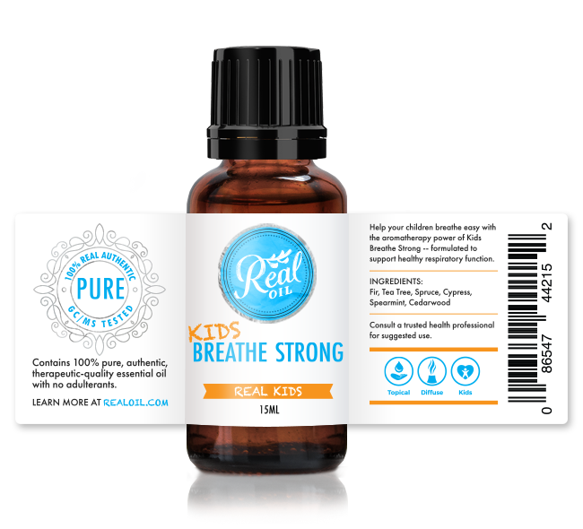 clipart freeuse Kids Breathe Strong Essential Oil Blend